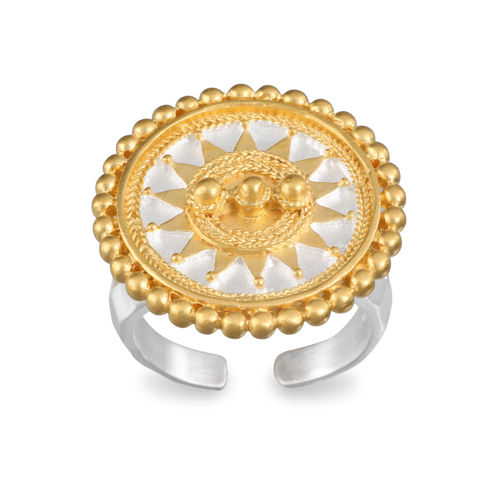 United in Solidarity Ring - Satya Jewelry