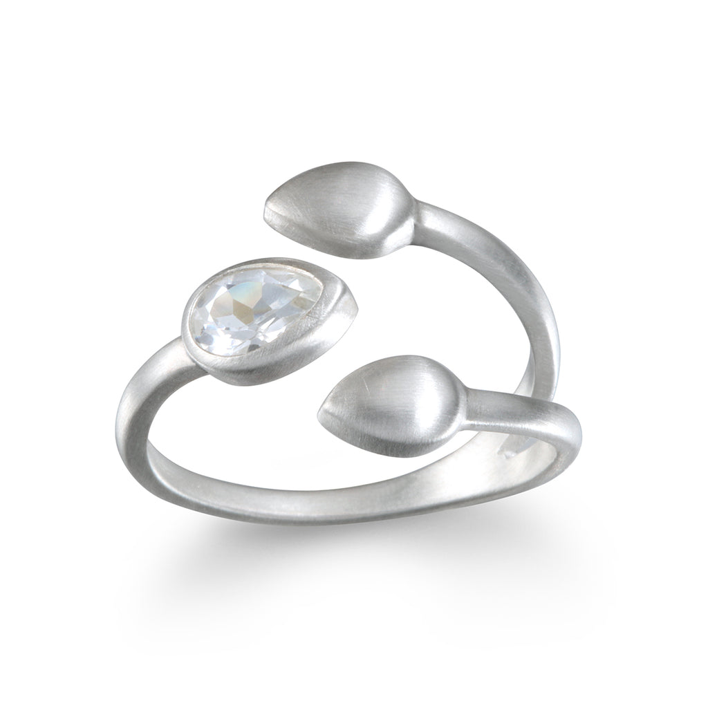 Petals of Potential Silver Ring - Satya Jewelry