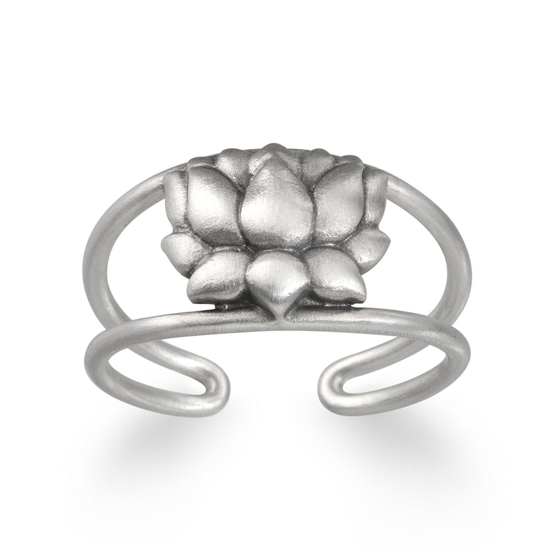 Rooted in Possibility Silver Ring - Satya Jewelry