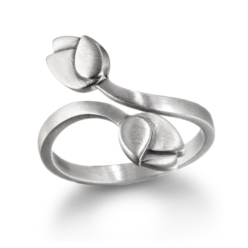Blooming Splendor Silver Ring - Satya Jewelry