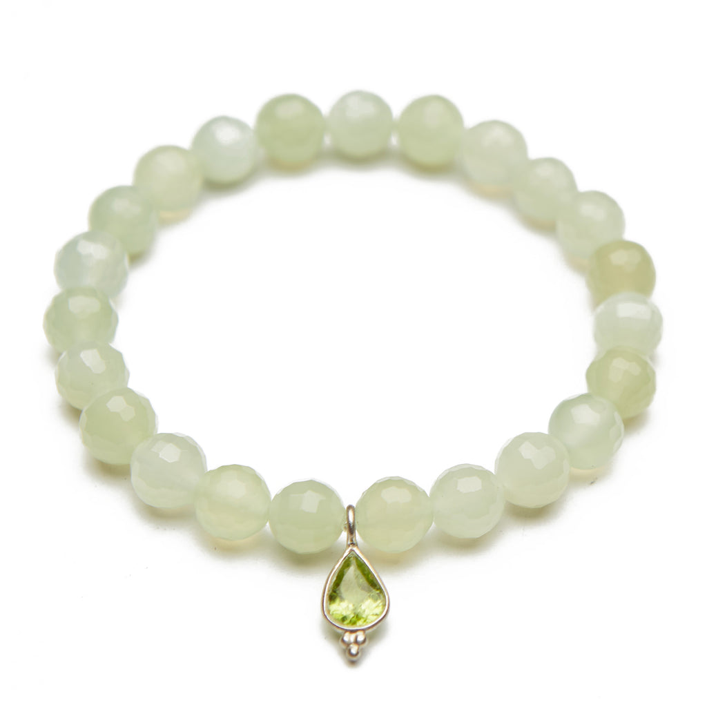 New Jade Bracelet - Satya Jewelry