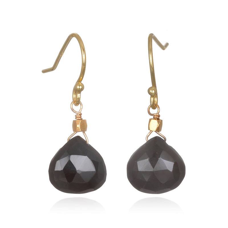Black Onyx Earring - Satya Jewelry