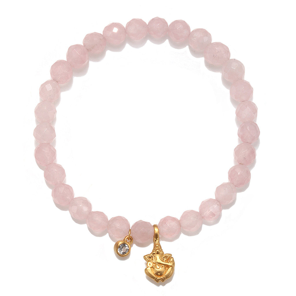 Loving Harmony Stretch Bracelet - Satya Jewelry