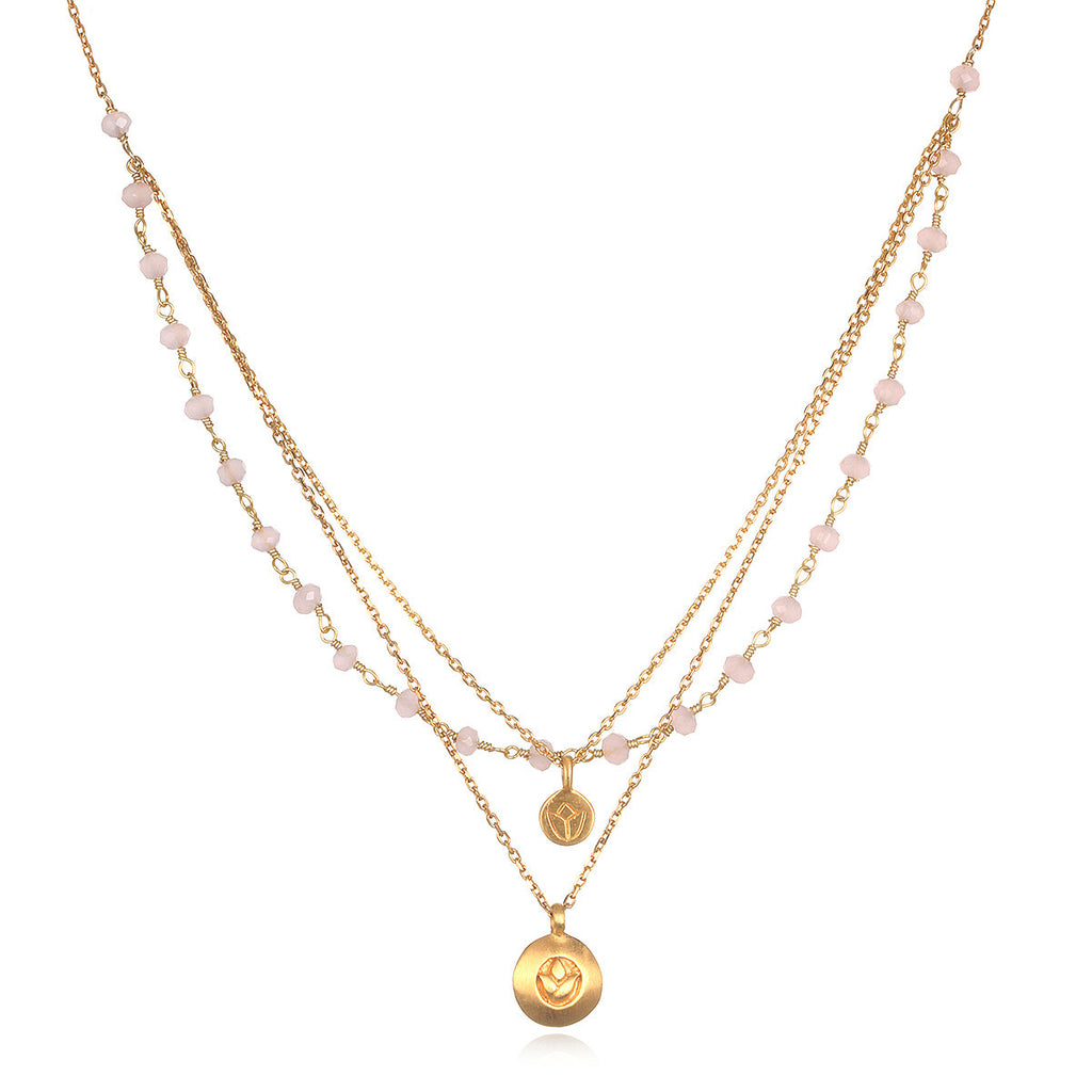 Emerging Dawn Necklace - Satya Jewelry
