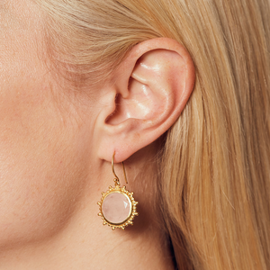 Open Hearted Earrings - Satya Online