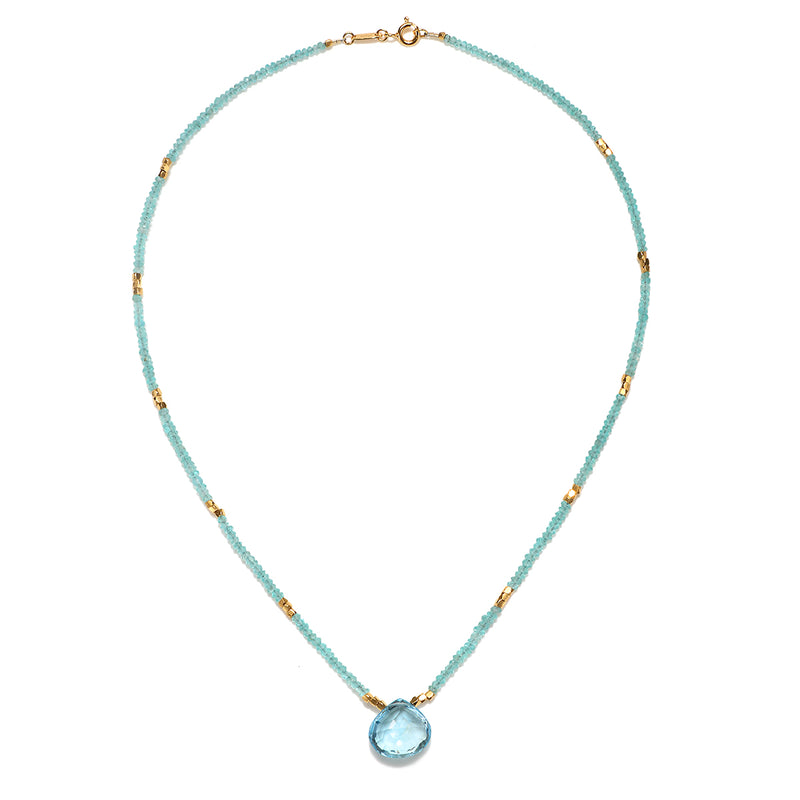 Beauty of Insight Necklace - Satya Jewelry