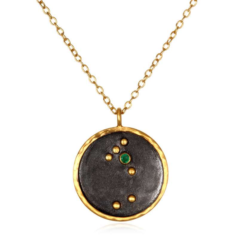 Taurus Zodiac Necklace - Satya Jewelry