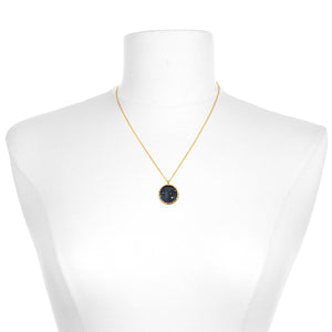 Leo Zodiac Necklace - Satya Online