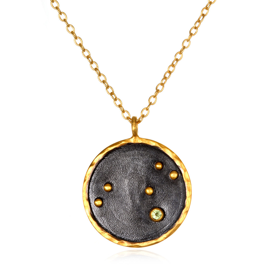 inspired your connecting salt zodiac perfect is with by our constellation necklace galaxy bearfruit for and