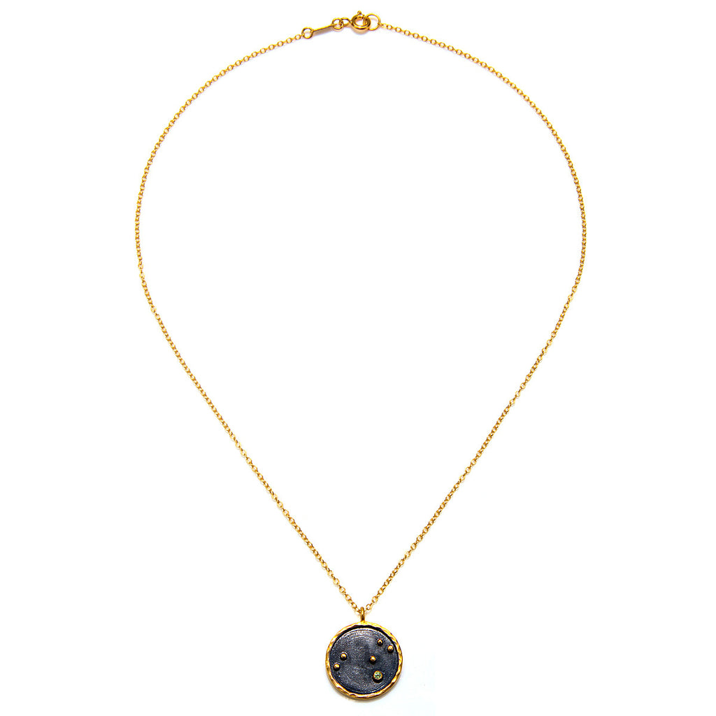 Leo Zodiac Necklace - Satya Jewelry