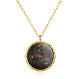 Cancer Zodiac Necklace - Satya Jewelry