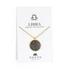 Libra Zodiac Necklace - Satya Jewelry