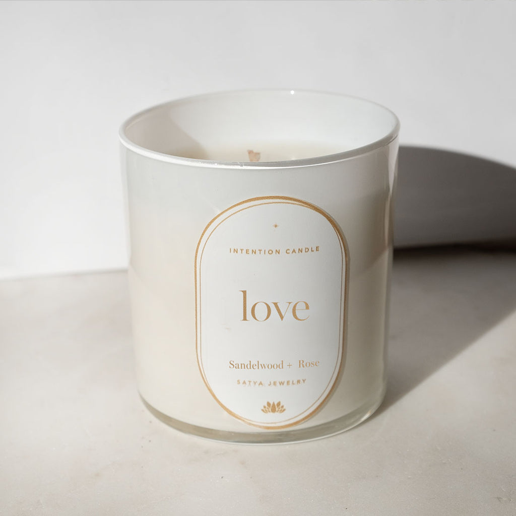 Love Intention Candle