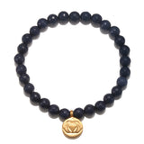 Third Eye Chakra Stretch Bracelet