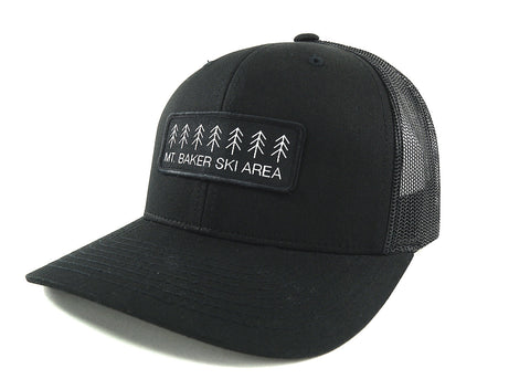Seven Trees Patch Hat