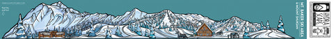 Mt. Baker Ski Area & Mount Shuksan Infinity Sticker®