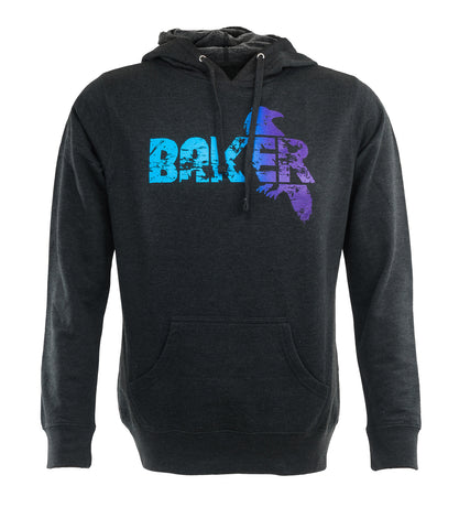 Baker Raven Women's Hooded Pullover
