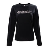 Women's Border Lines Long Sleeve