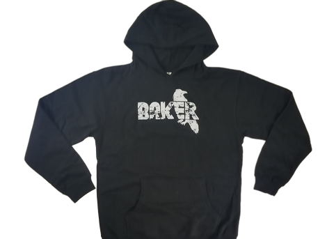 Youth Baker Raven Pullover