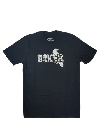 Baker Raven Youth Tee
