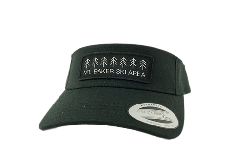 Seven Trees Patch Visor