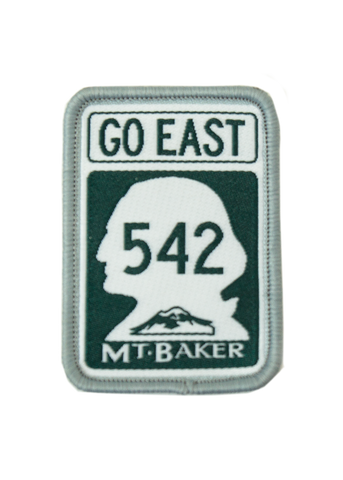 Go East Patch