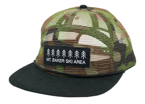 Seven Trees Mesh Hat