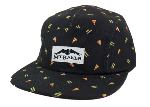 Pizza Fry Camp Hat