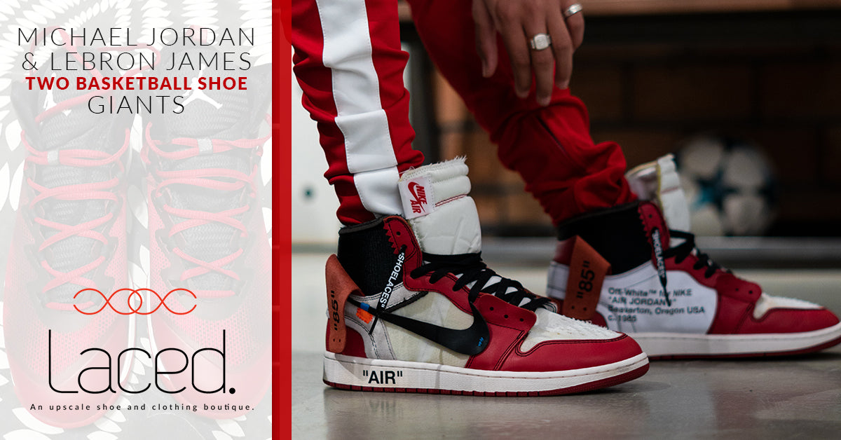 a635acd2f4a Air Jordans   LeBrons - Our Los Angeles Shoe Store Explains Their ...