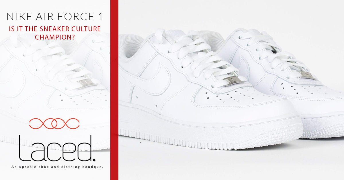 fd9afa6ab70 Air Force 1s - Learn more About One Of The Most Classic Nike Shoes ...