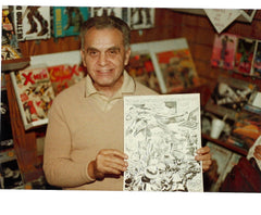 Jack Kirby Special Monthly Art & Print Package