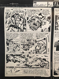 One-of-a-kind Foxhole Proof - Jack Kirby
