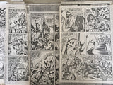 Jack Kirby Kamandi & Mister Miracle Care Package SPECIAL PAGE - Jack Kirby