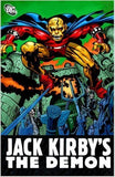 Jack Kirby's The Demon (Hardcover) - Jack Kirby