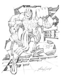 Jack Kirby Art & Print Package #13 - Jack Kirby