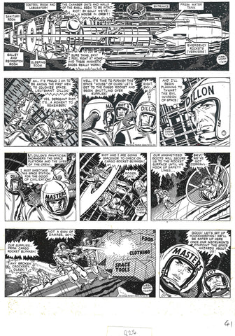 Jack Kirby Sky Masters Care Package