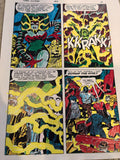 Jack Kirby Colored Captain Victory # 1 page 16 - Jack Kirby