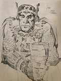 Jack Kirby Art & Print Package #8 DOUBLE -W/ Special Print - Jack Kirby