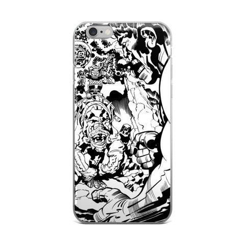 Jack Kirby iPhone case - Jack Kirby