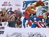 Jack Kirby Art & Print Package #11 Special Edition - Jack Kirby