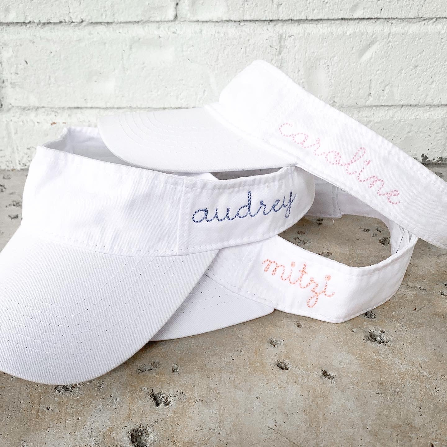 Adult Visor - White