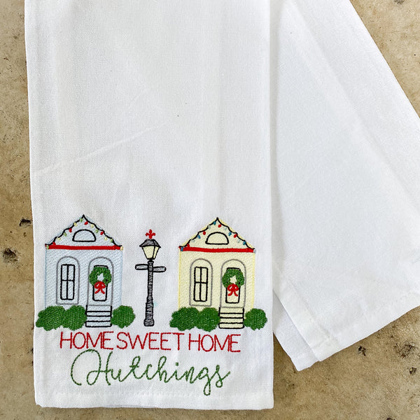Home Sweet Home Hand Towel