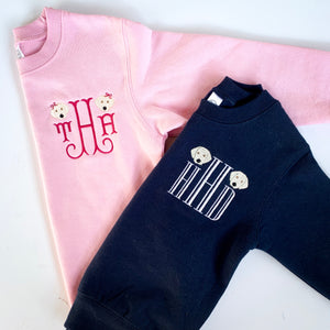 PREORDER Custom Toddler Sweatshirt