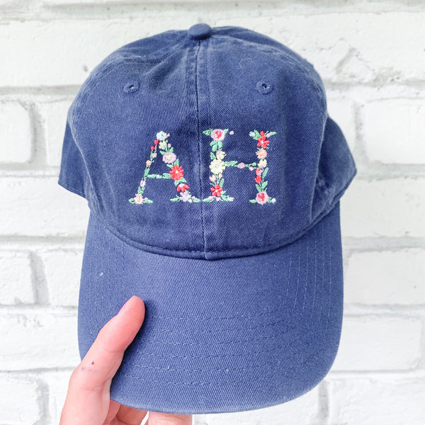 Personalized Adult Baseball Cap