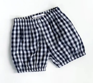 GINGHAM PRE-ORDER - Bubble Shorts