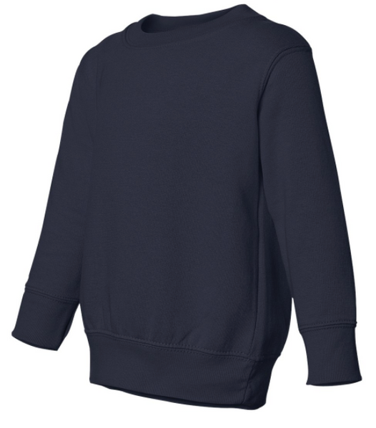 Applique Crewneck Sweatshirts