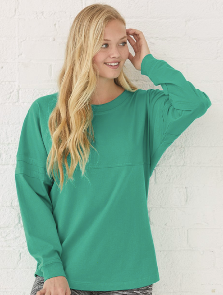 Oversized Tee *PERFECT for leggings*