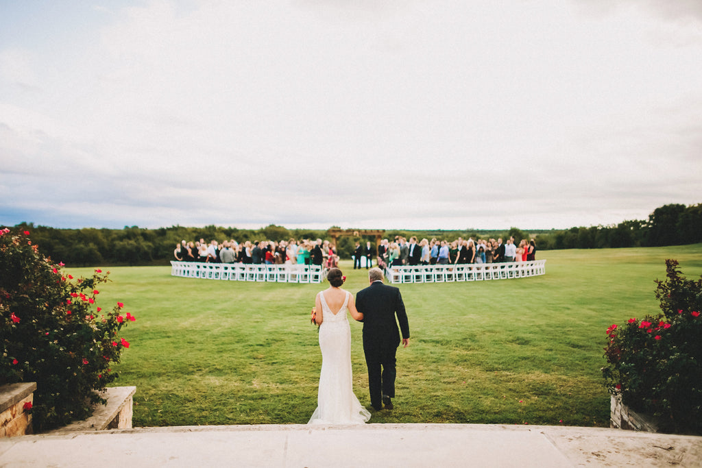 A Pecan Farm as a Wedding Venue? Of Course!