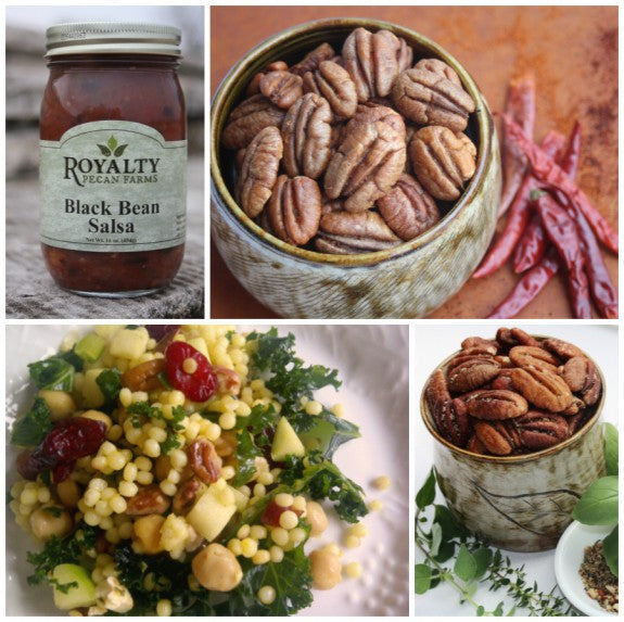 Winning Recipes | 2013 Royalty Pecans® Recipe Challenge