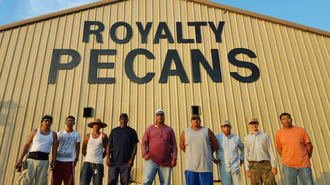 Royalty Pecan Farms | Farm Family | Orchard Team
